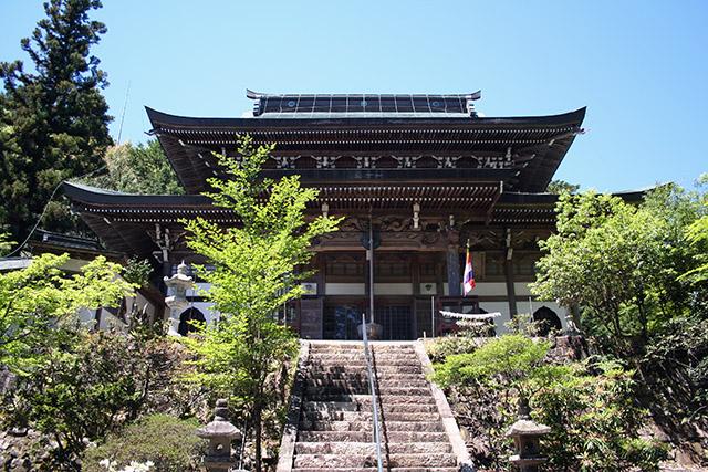 福王寺 本堂