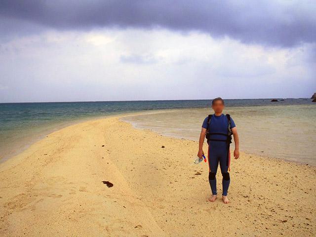 幻の島(浜島)1