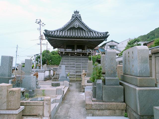 明圓寺 鐘楼