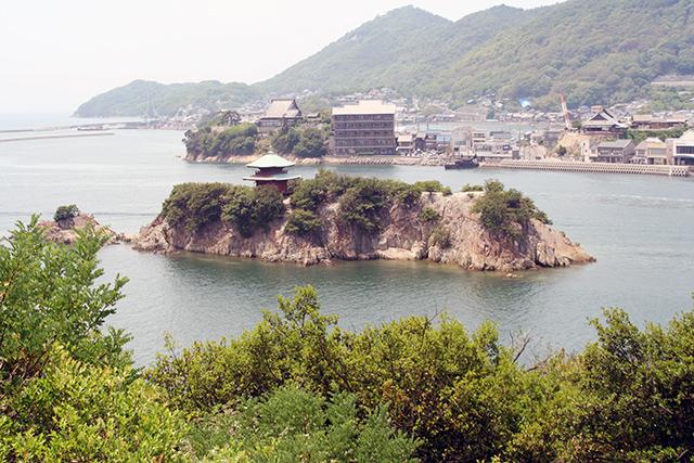 御前山展望台からの景観2