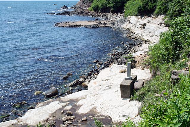 藻取浜製塩遺跡
