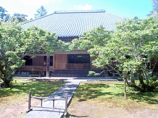 瀧谷寺 本堂