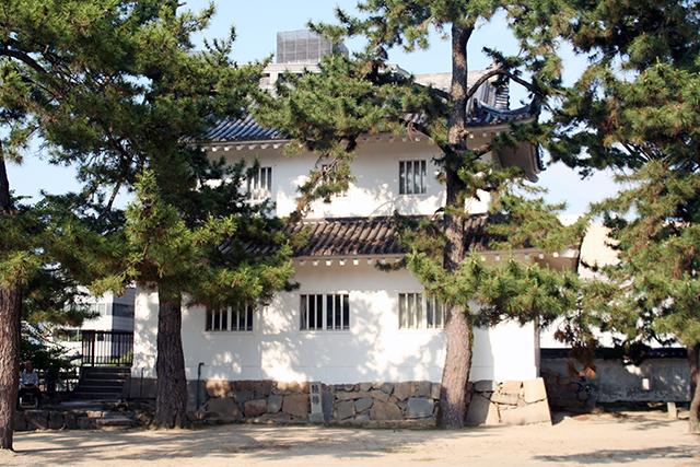 福山城 鏡櫓