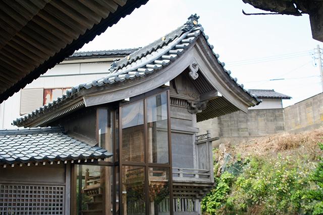 日吉神社 本殿