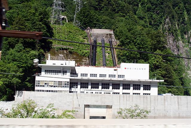 黒部川第2発電所