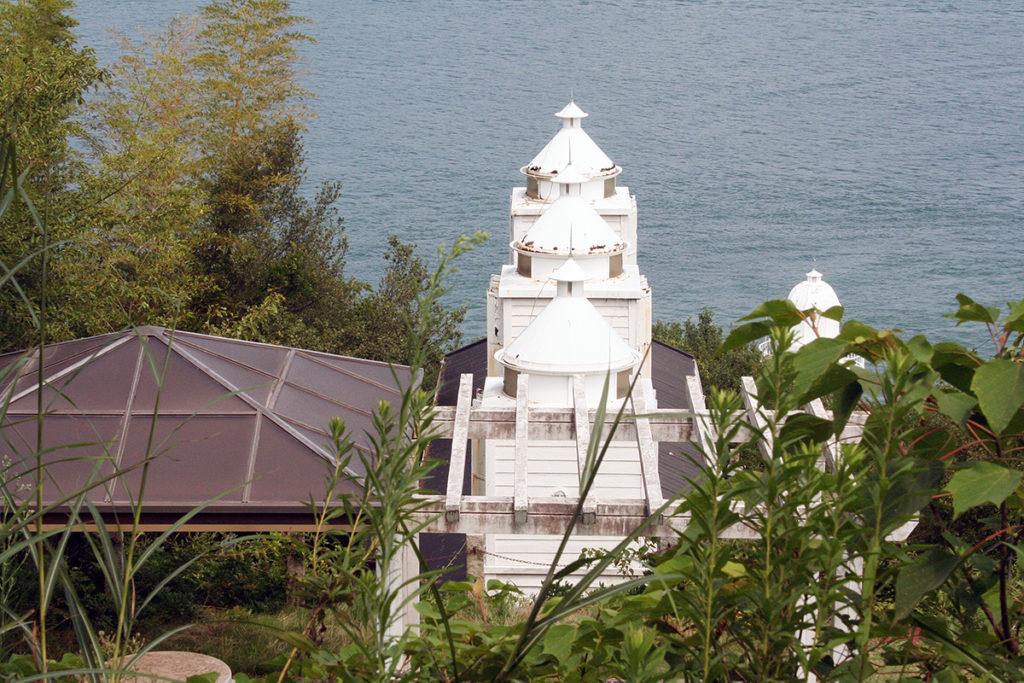 大浜崎灯台と記念館