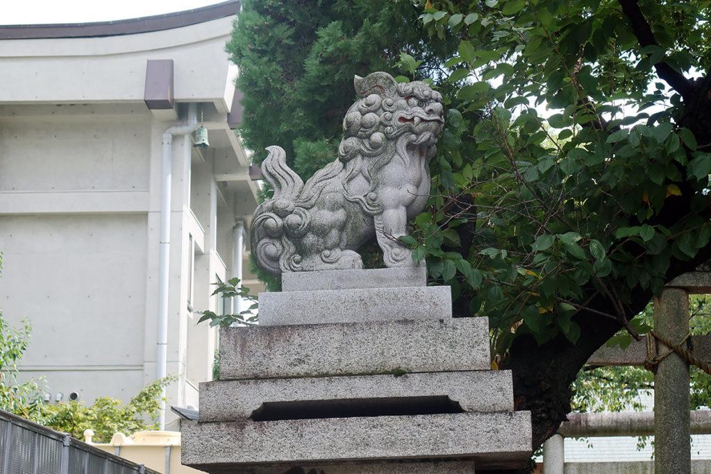 狛犬(吽)