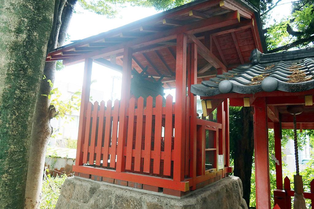 正一位丹波稲荷大明神 社