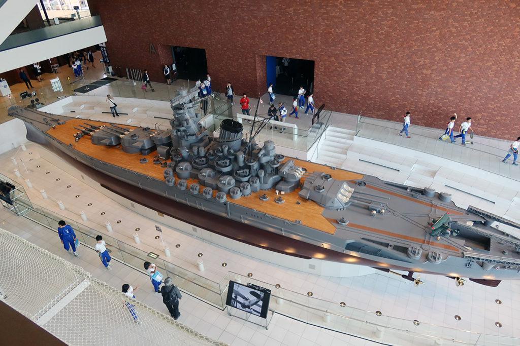 戦艦大和 模型