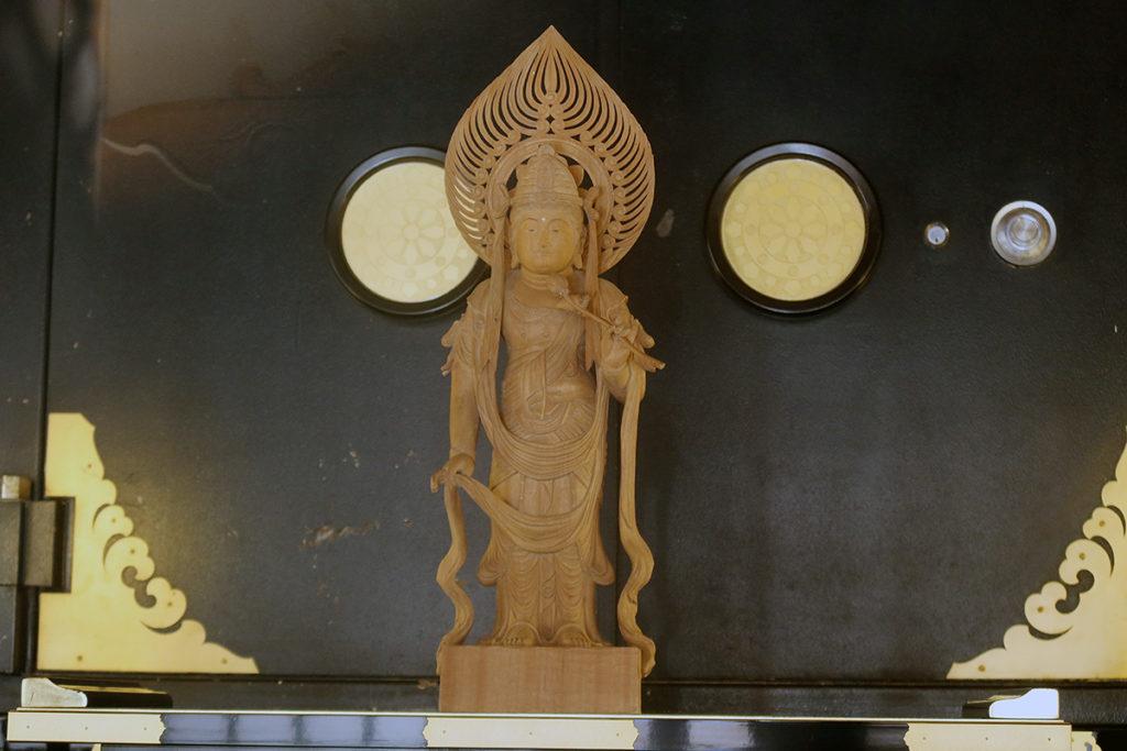 東明寺観音