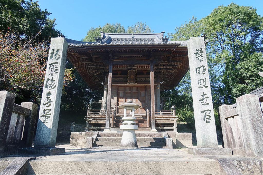 長楽寺観音堂