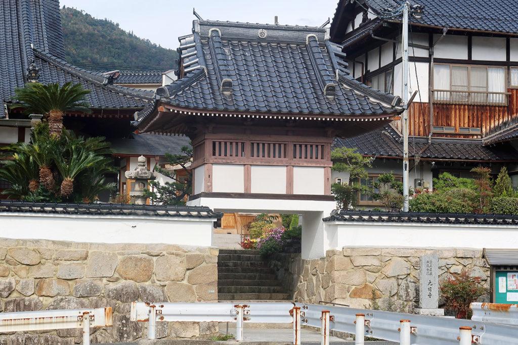 山門? or 総門?