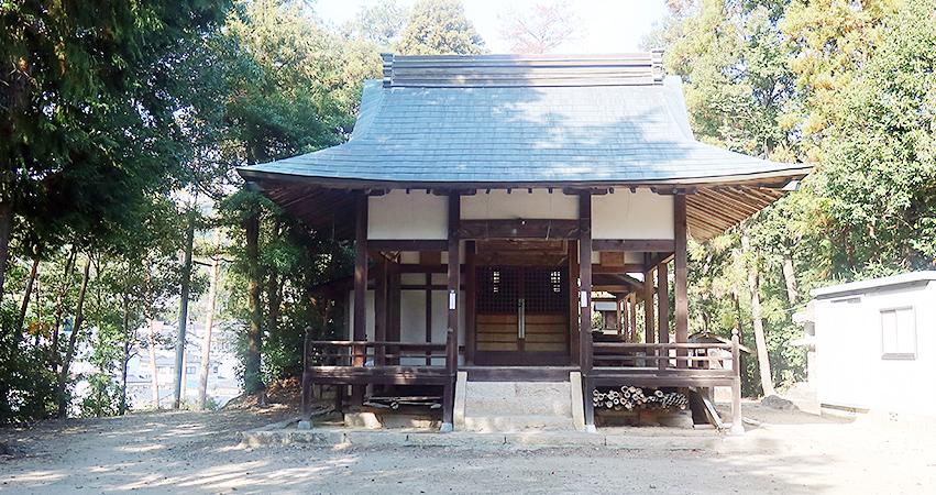 大利河内神社