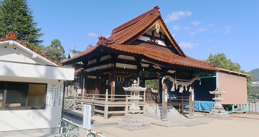 萩尾山神社