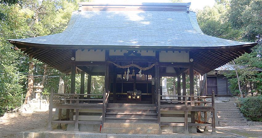 二ノ宮八幡神社